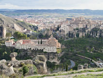Cuenca. Castilla La Mancha, Spain Royalty Free Stock Photos