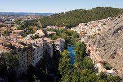 Cuenca in Castilla-La Mancha, Spain Royalty Free Stock Photo