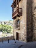 Cuenca in Castilla-La Mancha, Spain Royalty Free Stock Photography