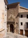 Cuenca in Castilla-La Mancha, Spain Stock Photo