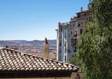 Cuenca in Castilla-La Mancha, Spain Stock Photos