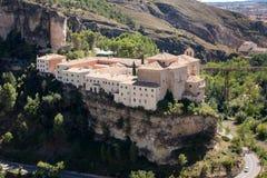 Cuenca in Castilla-La Mancha, Spain Stock Photography