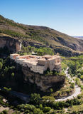 Cuenca in Castilla-La Mancha, Spain Royalty Free Stock Photos