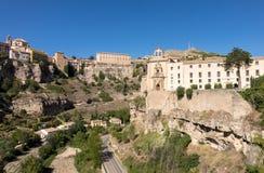 Cuenca in Castilla-La Mancha, Spain Royalty Free Stock Image