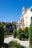 Cuenca in Castilla-La Mancha, Spain Royalty Free Stock Images