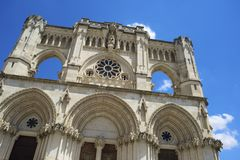 Cuenca Cathedral Stock Photos