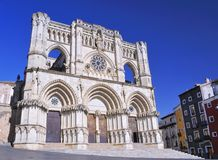 Cuenca cathedral, Spain. Stock Photo