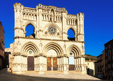 Cuenca Cathedral,   Spain Stock Photography