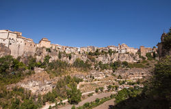 Cuenca City Royalty Free Stock Photography