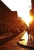 cuenca Ecuador street Zdjęcie Stock