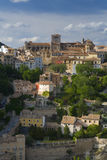 Cuenca a Historic Walled Town Stock Photos