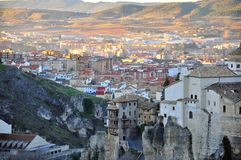 Cuenca historical town, Spain Stock Photography