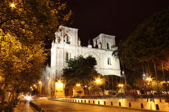 Cuenca-Kathedrale Lizenzfreies Stockfoto
