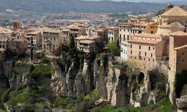 Cuenca - l'Espagne Photographie stock libre de droits