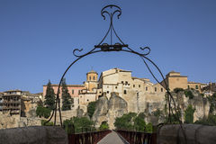 Cuenca - La Mancha - Испания Стоковые Фото