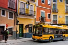 Cuenca, La Mancha do Castile, Espanha Imagens de Stock Royalty Free