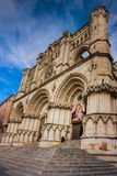 Cuenca, La Mancha, España, catedral del Castile Imágenes de archivo libres de regalías