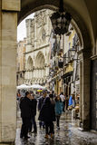 Cuenca, La Mancha, Espagne de Castilià «- Photographie stock libre de droits