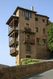 Cuenca - La Mancha - Spagna Fotografia Stock Libera da Diritti