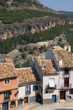 Cuenca - La Mancha - Spagna Immagine Stock