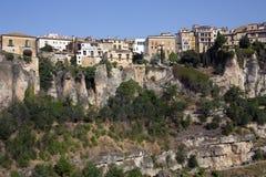 Cuenca - La Mancha - Spanien Stockbild