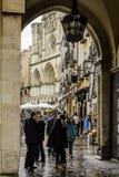 "Cuenca, La Mancha, Spanien Castilià ""- Lizenzfreie Stockfotografie"