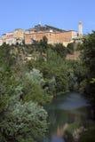 Cuenca - Los Angeles Mancha - Hiszpania Obraz Stock