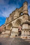 Cuenca, Olivenölseifen-La Mancha, Spanien, Kathedrale Lizenzfreie Stockbilder