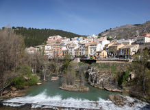 Cuenca Spain Royalty Free Stock Photo