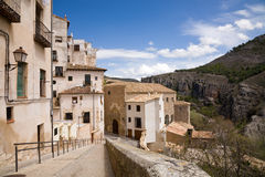 Cuenca, Spain Stock Photography