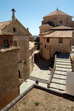 Cuenca, Spain: Ancient City Churches Royalty Free Stock Image