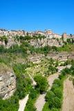 Cuenca in Spain Royalty Free Stock Image
