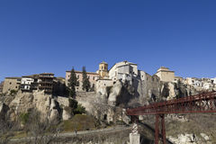 Cuenca, Spain Royalty Free Stock Photography