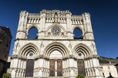 Cuenca (Spain), cathedral Stock Image
