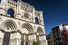 Cuenca Spain, cathedral Stock Photo