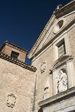 Cuenca Spain, old church Royalty Free Stock Photography