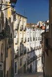 Cuenca & x28; Spain& x29; , gata Arkivfoto