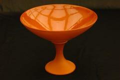 Cuenco de cerámica antiguo oriental Foto de archivo