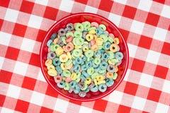 Cuenco de cereal Fotos de archivo