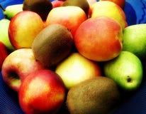 Cuenco de fruta Imagen de archivo libre de regalías