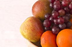Cuenco de fruta foto de archivo
