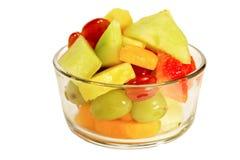 Cuenco de fruta Fotografía de archivo libre de regalías