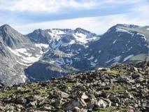 Cuenco de la montaña Fotos de archivo