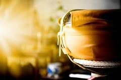 Cuenco de las limosnas del ` s del monje fotos de archivo libres de regalías