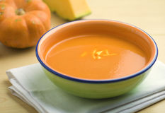 Cuenco de sopa Fotografía de archivo