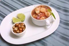 Cuenco de sopa Imagen de archivo libre de regalías