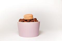 Cuenco del caramelo Imagenes de archivo