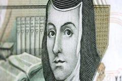 cuenta de 200 Pesos mexicanos imagen de archivo libre de regalías