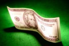 cuenta de dólar veinte Foto de archivo