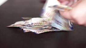 Cuenta del dinero metrajes